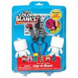 RoseArt Color Blanks Clip-A-Blank, Packaging May Vary