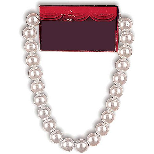 Rocky Horror Picture Show Jumbo Pearl Choker Necklace