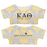 Kappa Alpha Theta Big Sister and Little Sister Teddy Bear Gift Set of 2