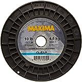 Maxima Fishing Line Service Spools, Clear, 10-Pound/3300-Yard