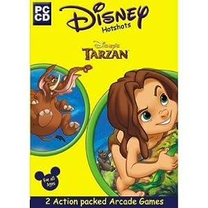 لعبة المغامرات طرزان Tarzan PC