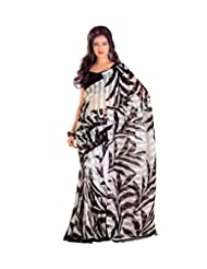 Meher Printed Bhagalpuri Art Silk Saree