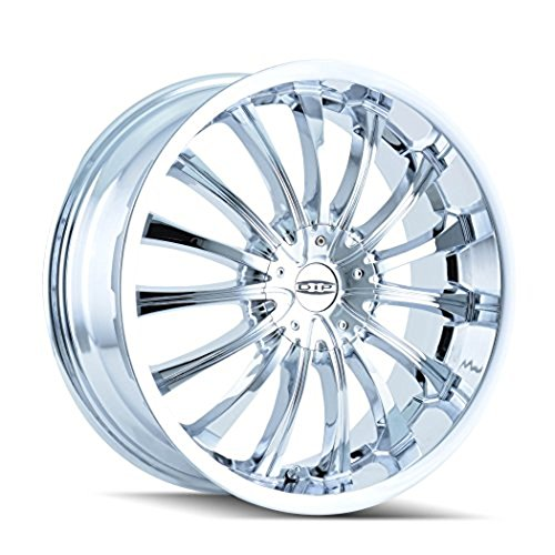 DIP D50 Wheel with Chrome Finish (20×8.5″/10x110mm)