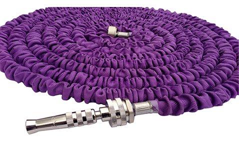 Expandable Garden Hose, Purple...