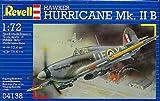 04138 1/72 HURRICANE MK II B RVL04138