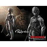 Metal Gear Solid (N) Game Poster - 12x19 Inch Art Material