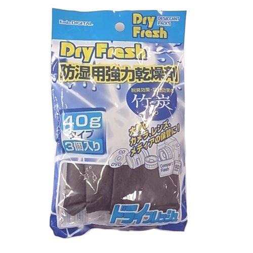 ケンコー・トキナー+ケンコー+防湿用強力乾燥剤+ドライフレッシュ+40g入り3個セット+DF-FK403+087221