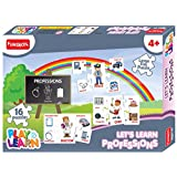 Funskool Play And Learn Proffession, Multi Color