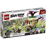 LEGO Angry Birds 75823 Bird Island Egg Heist Building Kit 277 Piece