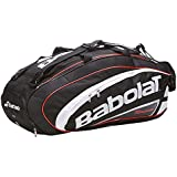 Team Black And Red Competition Tennis Bag