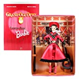 Mattel Year 1997 Barbie Collector Edition First In A Series Grand Ole Opry Collection 12 Inch Doll - Country Rose Barbie with Country Dress, Hat, Scarf, Panties, Boots, Guitar, Doll Stand and Certificate of Authenticity