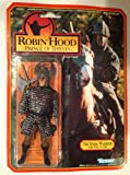 The Dark Warrior with Pike Scythe 1991 Robin Hood Prince of Thieves Action Figure