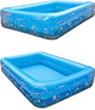 [2012] New product FIELDOOR 51cm height [length 2.6m super BIC] giant family pool width 262cm x 175cm x depth (japan import)