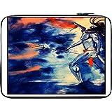 Snoogg Har Har Mahadev 12 To 12.6 Inch Laptop Netbook Notebook Slipcase Sleeve
