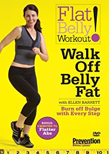 Amazon.com: Flat Belly Workout! Walk Off Belly Fat: Ellen