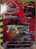 Jurassic Park III - Camo Xtreme - Arctic Spinosaurus & Stegosaurus