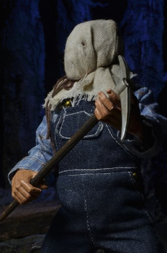 Friday the 13th PART2 / Jason Voorhees 8 inches Action Doll [Japan genuine]