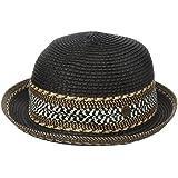Rip Curl Junior's Tigress Fedora Sun Hat, Black, One Size