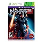 Electronic Arts Mass Effect 3 (Xbox 360) For Xbox 360 For Video Games (Catalog Category: Xbox 360 / Fighting &...