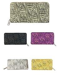 Chiara Wallet ( Combo Of 5 Wallets ) By Heels & Handles (N1210)