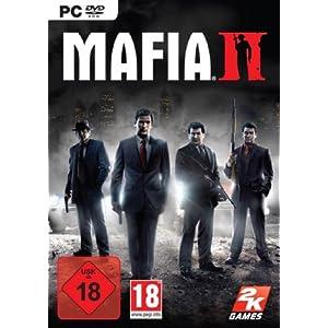 Bei amazon: Mafia II (uncut) [PC] für 24,97 € inkl. 5 € Versandkosten (FSK18)!