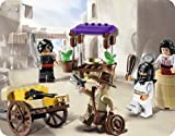 Lego Indiana Jones 7195 Raiders Of The Lost Ark: Ambush In Cairo