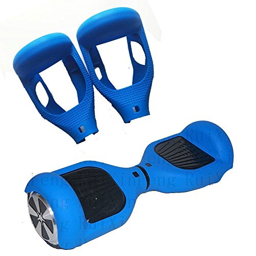 "Fbsport Silicone Protector Cover Case For 6.5"" Hover Board Self Balancing Scooter"