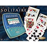 Color Solitaire Electronic Handheld Game By Radica, 1999