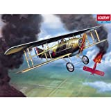 Academy SPAD XIII WWI Fighter Airplane Model Building Kit