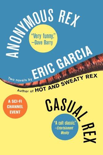 Eric Garcia's *Dinosaur Mafia* series