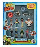 Wild Kratts 10 Pack Action Figure Set