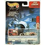 1999 Mattel / Hot Wheels Racing #60 Geoffrey Bodine / Deluxe Power Team Chevy Monte Carlo Pit Crew 2000 Collector...