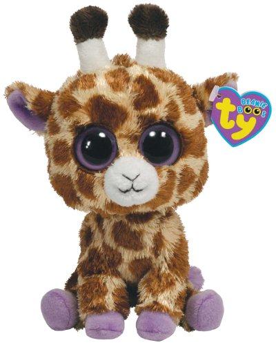 b732a9733a3 Ty Toys Beanie Boos Safari Giraffe - Medium Best Deals With Price ...