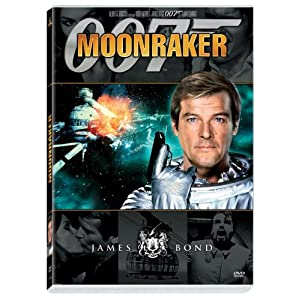 Moonraker - Cover