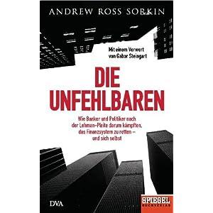 Buchtipp zum Wochenende: Die Unfehlbaren von Andrew Ross Sorkin