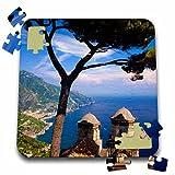 Danita Delimont - Italy - Amalfi Coast, Villa Rufolo, Ravello, Campania Italy - EU16 BJN0019 - Brian Jannsen - 10x10 Inch Puzzle (pzl_137518_2)