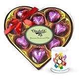 Life Chocolatly Wrapped Chocolate Gift Box With Friendship Mug - Chocholik Luxury Chocolates