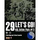 Mmp: Asl Action Pack #11, 29 Lets Go! Scenario Kit For The Asl Advanced Squad Leader Game Series