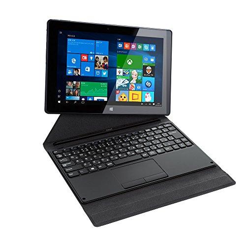 マウスコンピューター 10.1型Win10タブレット・2in1 PC Office付 (Win10/Atom x5-Z8300/2GB/64GBeMMC/Office Mobile & 365サービス1年)