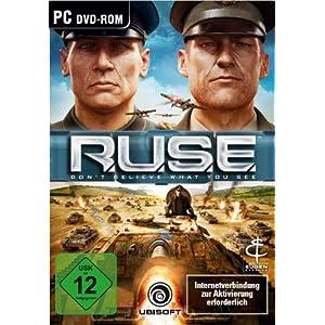 Bei amazon: R.U.S.E [PC, PS3, XBOX360] zum Schnappilettnpreis!