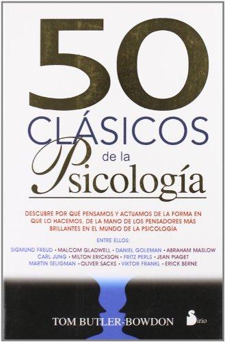 50 clásicos de la Psicología