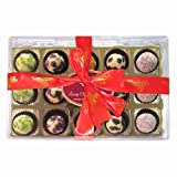 Colorful Collection Of Truffle Treat Of Indian Premium Flavored Chocolates - Chocholik Exclusive Range