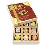 Chocholik - 9pc Sparkling Truffle Box - Chocholik Belgium Chocolates