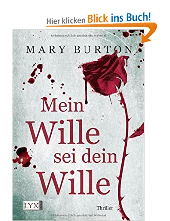 Mary Burton - Mein Wille sei dein