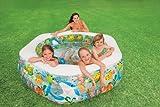 Intex Swim Center Ocean Reef Inflatable Pool, 75