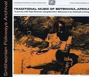 Amazon.com: Music of Botswana: Music