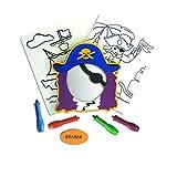 Edushape TubArt - Pirate Set