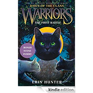 Warriors: Dawn of the Clans #3: The First Battle eBook ...