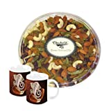 Chocholik Cocktail Dry Fruit Party Dry Fruits, 600gm With Special Coffee Mugs - Chocholik Dry Fruits