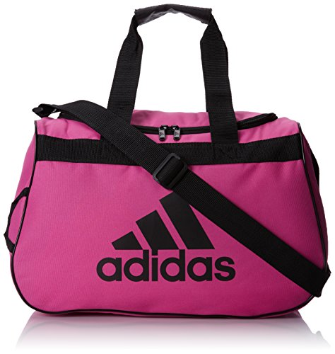 adidas Diablo Duffel Bag, INTENSE PINK/BLACK, One Size